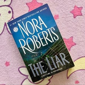 The Liar by Nora Roberts Book
